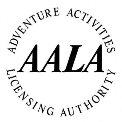 Adventure Activities Licensing Authority (AALA) logo