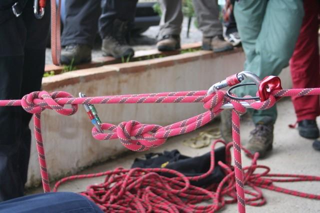 Safety knot