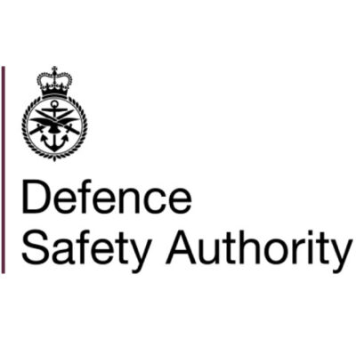 Defence Safety Authority Logo